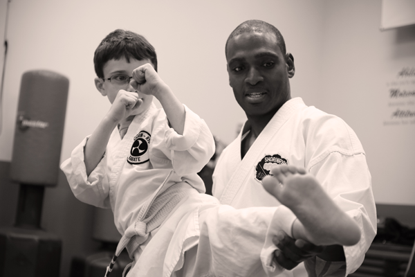 Youth Karate Instruction - Fighting Tiger Family Karate, Raleigh, NC Call 919-787-2250