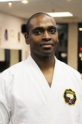 George - Karate Instructor